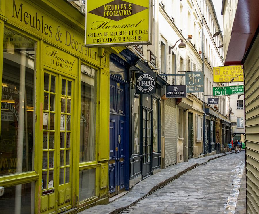 19 Stunning Paris Streets to Stroll